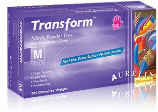 Aurelia Transform bal 10ks
